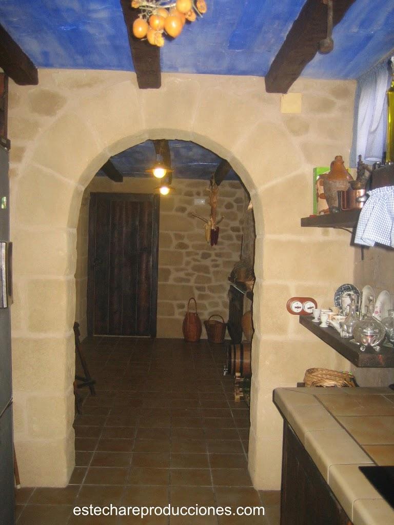 Bodegas rusticas estecha reproducciones - Arcos decorativos para puertas ...