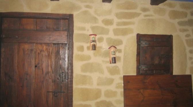 Tematizaci n bodegas decoraci n con mortero for Decoracion bodegas particulares