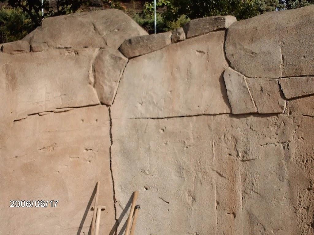 tematizacion de rocas en mortero