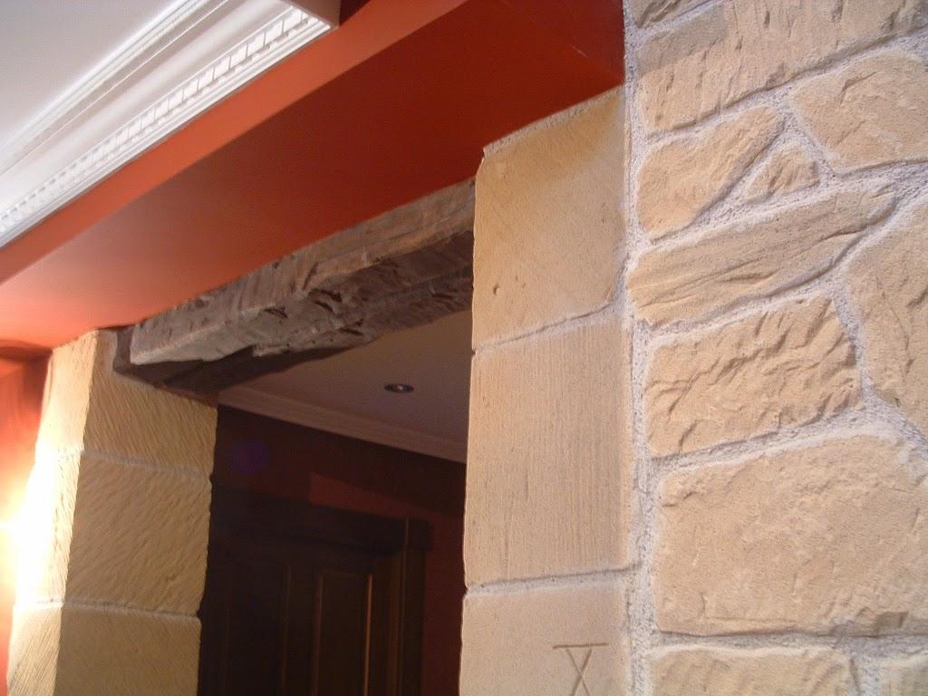 arcos de simil piedra Estecha