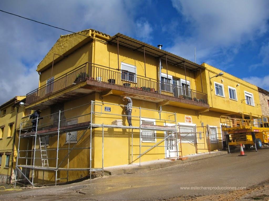 Mi casa decoracion fachadas pinturas para casas - Revestimientos de fachadas precios ...