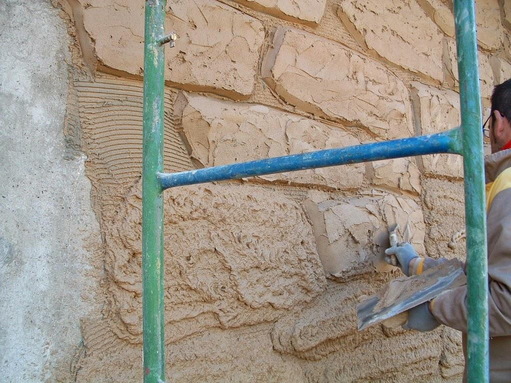 tallado por los Hnos Estecha de muros decorativos