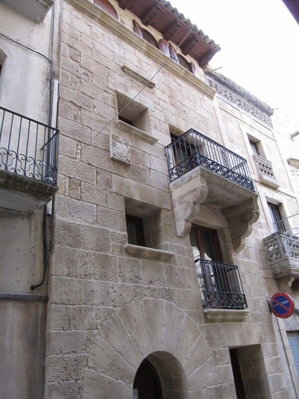 rehabilitacion fachada en casco antiguo
