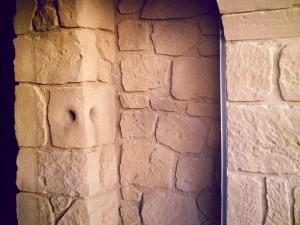 Reproducción de piedra sillar o irregular con mortero