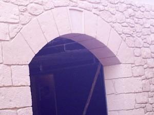 Realización de fachadas con mortero