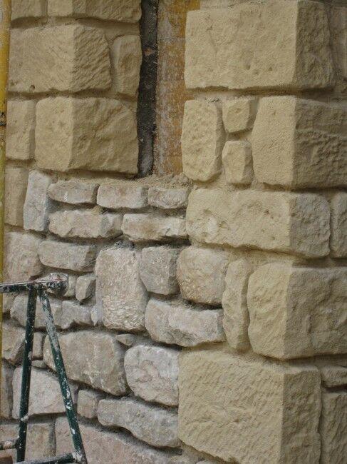 de fachadas estecha