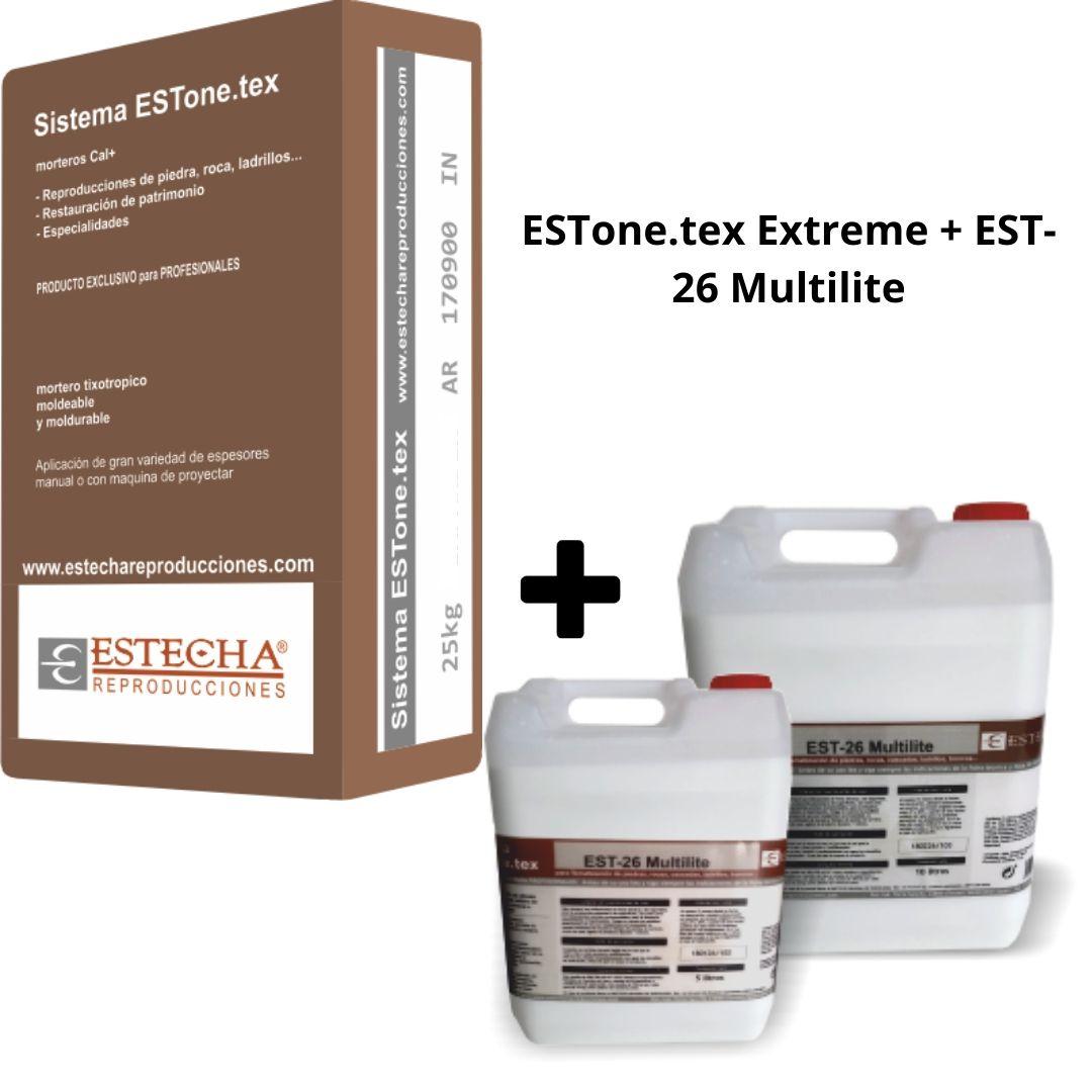 ESTone.tex Extreme + EST-26 Multilite