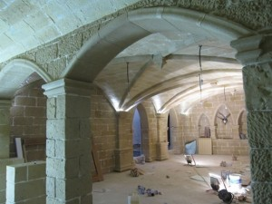 Bóveda para bodegas particulares