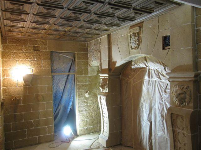 B vedas decorativas para hosteler a y bodegas estecha for Decoracion bodegas particulares