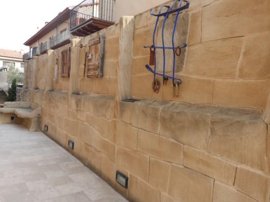 Tematizacion piedra estecha reproducciones - Mortero para fachadas ...
