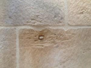 friso de mortero en fachada