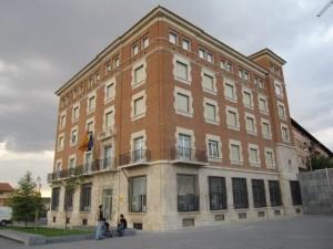 Rehabilitación friso en Teruel