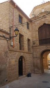PIedra artificial en fachada