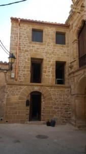 Rehabilitación de fachadas casco antiguo