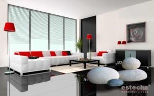 INTERIOR 2 bolos de rio alargados para la decoracion de hogares con estilos minimalistas mas exigentes (bolos) (1)