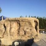 MALLORCA cascada a DURANTE mortero (4)