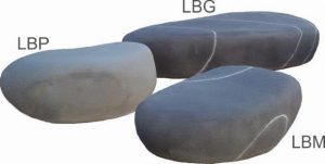 Bolos de cemento aligerado