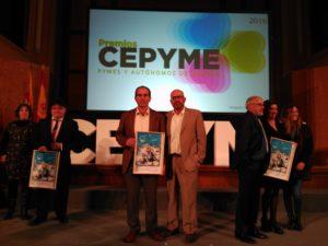 Premio CEPYME Aragón 2016